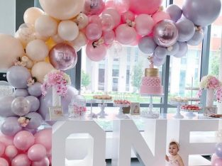 Party Planner / Balloon Deco At Dhs 490 Only !!!!