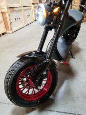 2020Electric Harley chopper 3000W