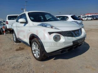 Nissan Juke 2014 AED 24,000, GCC Spec