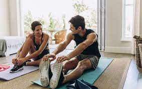 Fitness trainer at your doorstep