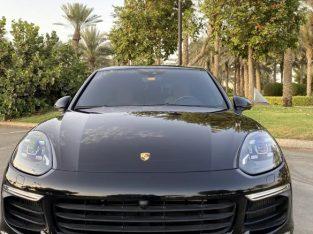 Porsche Cayenne S fully loaded Gcc full service history Al Nabooda