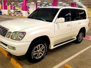 LEXUS LX 470 GCC 2006