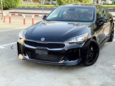 Kia Stinger 2018 Premium