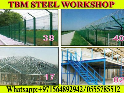 Steel Structure Shed Contractor UAE