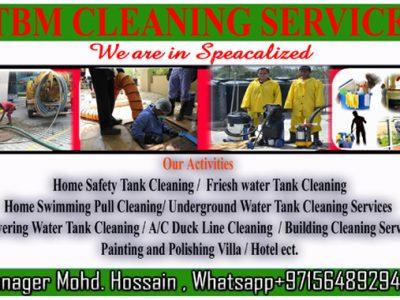 Cleaning Service in Dubai Ajman Sharjah Jabel Ali Abudhabi