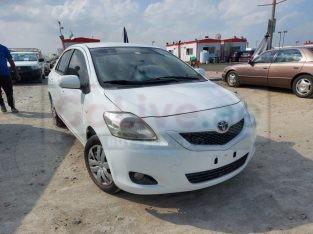 Toyota Yaris 2012 AED 12,000, GCC Spec