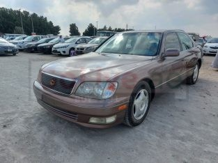 Lexus LS-Series 1998 US Spec