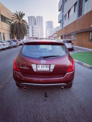 Nissan Murano – 2008