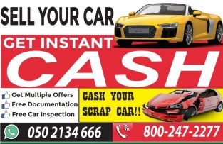 scrap car buyer in dubai call 050 2134666