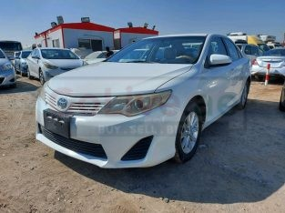 Toyota Camry 2013 AED 20,000, GCC Spec