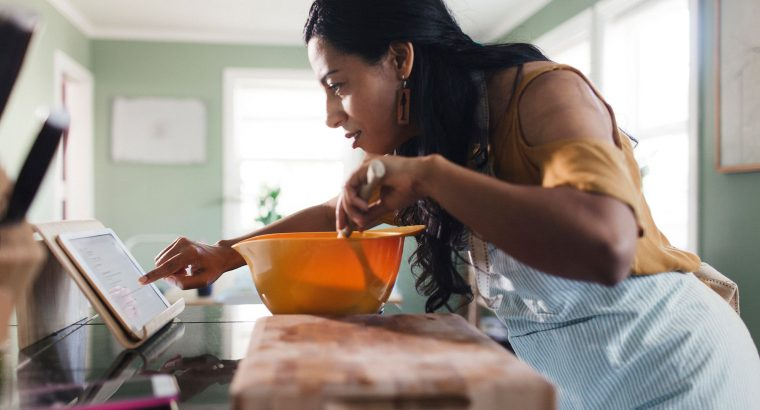 PERSONAL HOME HEALTHY BAKING/COOKING CLASSES