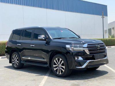 Toyota Land Cruiser V.XR **2018** / GCC Spec