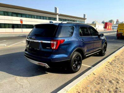 Model 2016 Ford Explorer XLT Full Options