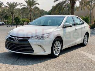 Toyota Camry 2017 GCC Spec, Good condition,