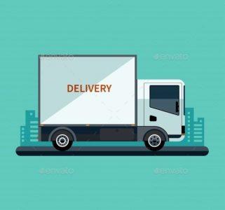 1 & 3 ton pickup truck for rent in Dubai Marina 0552257739