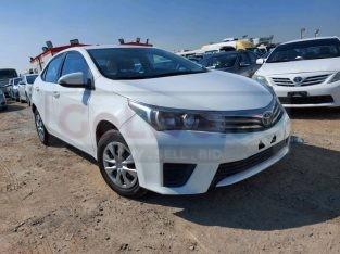 Toyota Corolla 2015 AED 25,000, GCC Spec