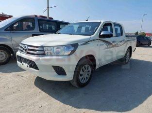 Toyota Hilux 2017 AED 67,000, GCC Spec