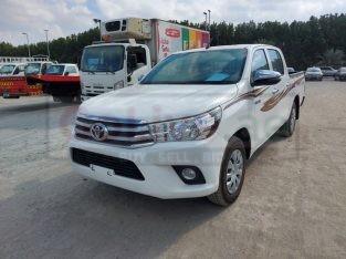 Toyota Hilux 2018 GCC Spec