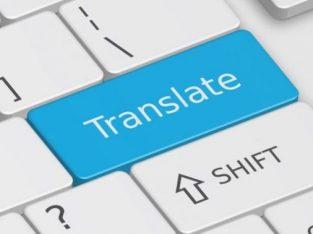 NATIVE CERTIFIED TRANSLATOR