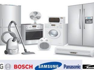 Washing machine, fridge and all home appliances repair