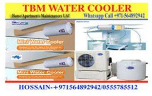 Water Chiller Supply & Installation in Dubai ajman Sharajah