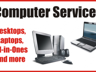 Computer Service at the Doorstep