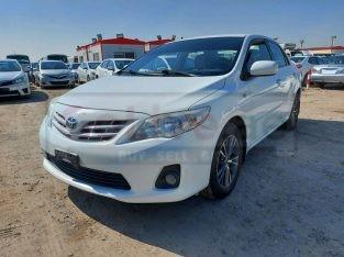 Toyota Corolla 2011 AED 16,000, GCC Spec
