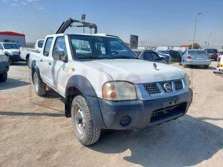 Nissan Navara 2009 AED 17,000, GCC Spec,