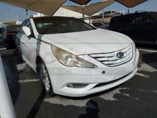 Hyundai Sonata 2012 GCC Spec, Good condition