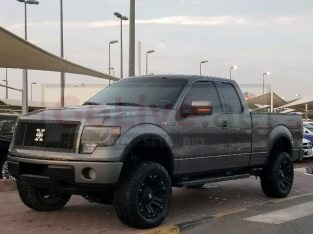 Ford F-Series Pickup 2013 GCC Spec, Good condition, Full Option,