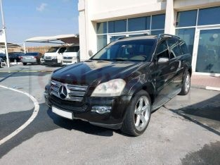 Mercedes Benz GLE SUV 2009, GCC Spec, Full Option, Sunroof,