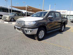 Toyota Hilux 2020 AED 107,000, GCC Spec