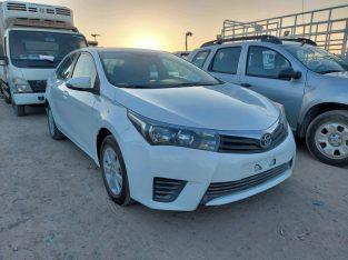 Toyota Corolla 2014 AED 22,000, GCC Spec