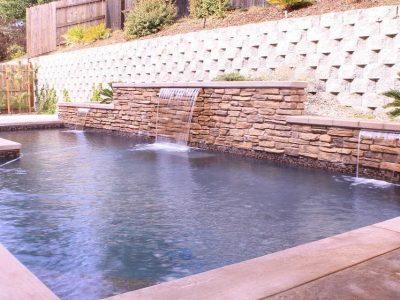 Swimming pool maintenance low cost
