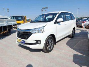 Toyota Avanza 2017 AED 42,000, GCC Spec, Negotiable