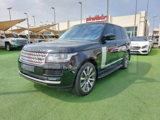 Range Rover Vogue 2014 AED 165,000, GCC Spec, Good condition, Full Option, Sunroof, Lady Use, Navigation System, Fog Lights,