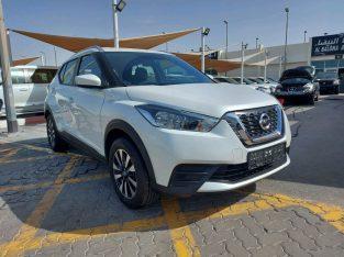 Nissan Kicks 2019 AED 48,000, GCC Spec, Good condition, Negotiable