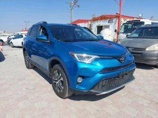 Toyota Rav 4 2017 AED 52,000, US Spec, Fog Lights, Negotiable