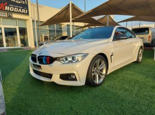 BMW 4-Series 2014 AED 56,000, GCC Spec, Good condition, Full Option