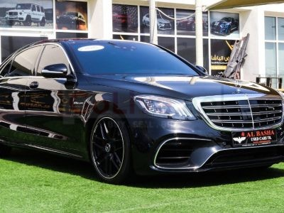 Mercedes Benz S-Class 2015 AED 210,000, GCC Spec, Good condition, Full Option, Sunroof, Navigation System, Fog Lights