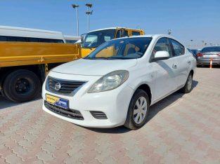 Nissan Sunny 2013 AED 12,000, GCC Spec, Fog Lights