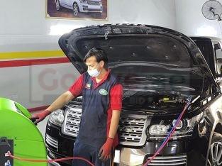 Land Rover & Range Rover garage abu dhabi