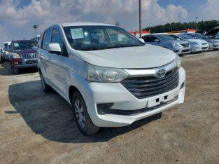 Toyota Avanza 2016 AED 24,000, GCC Spec, Negotiable