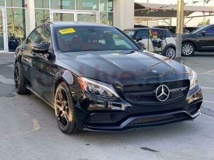 Mercedes Benz AMG 2017 AED 165,000,