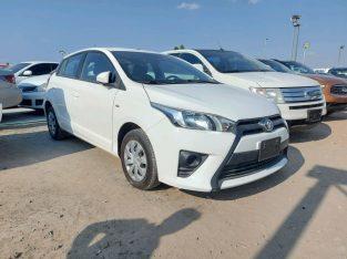 Toyota Yaris 2017 AED 31,000, GCC Spec, Negotiable
