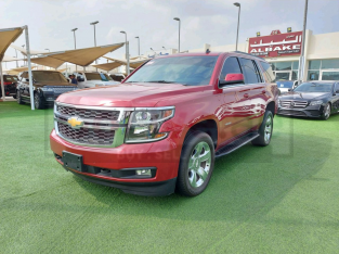 Chevrolet Tahoe 2015 AED 100,000, GCC Spec, Good condition, Full Option, Sunroof, Navigation System, Fog Lights, Negotiable