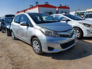 Toyota Yaris 2013 AED 16,000, GCC Spec