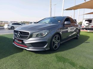 Mercedes Benz CLA 2016 AED 76,000, GCC Spec, Full Option, Sunroof, Navigation System, Negotiable