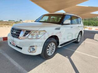 Nissan Patrol 2014 AED 74,000, GCC Spec, Good condition, Navigation System, Fog Lights, Negotiable