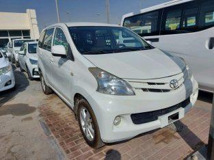 Toyota Avanza 2015 AED 23,000, GCC Spec, Fog Lights, Negotiable